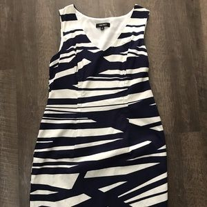Nine West fitted dress